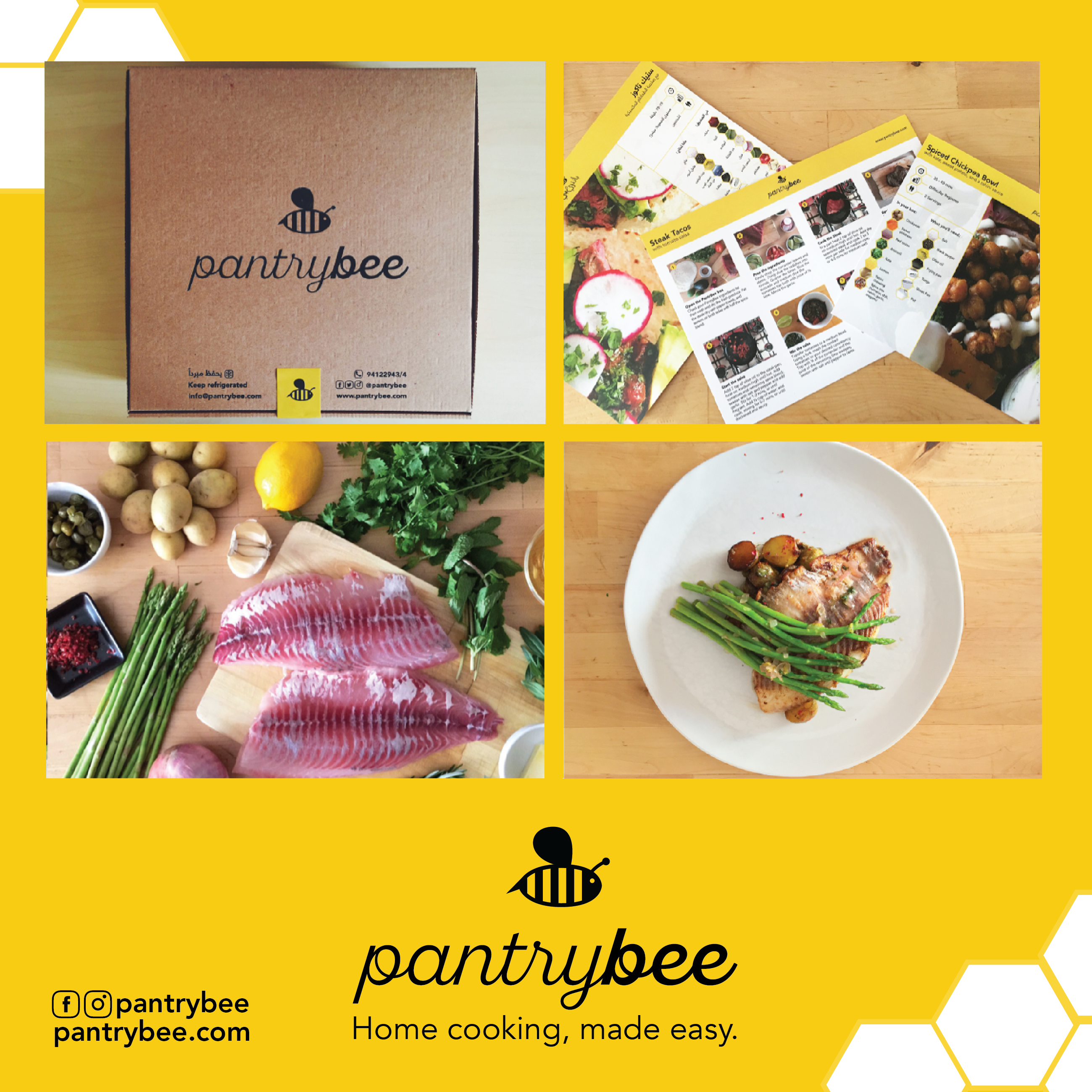 Pantry Bee