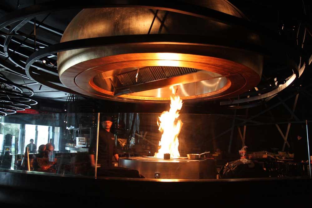 B F Open Flame Kitchen Kuwait Menu